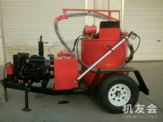 山东济南市出租威克诺森FG500 型 路面灌缝机、开槽机破碎镐
