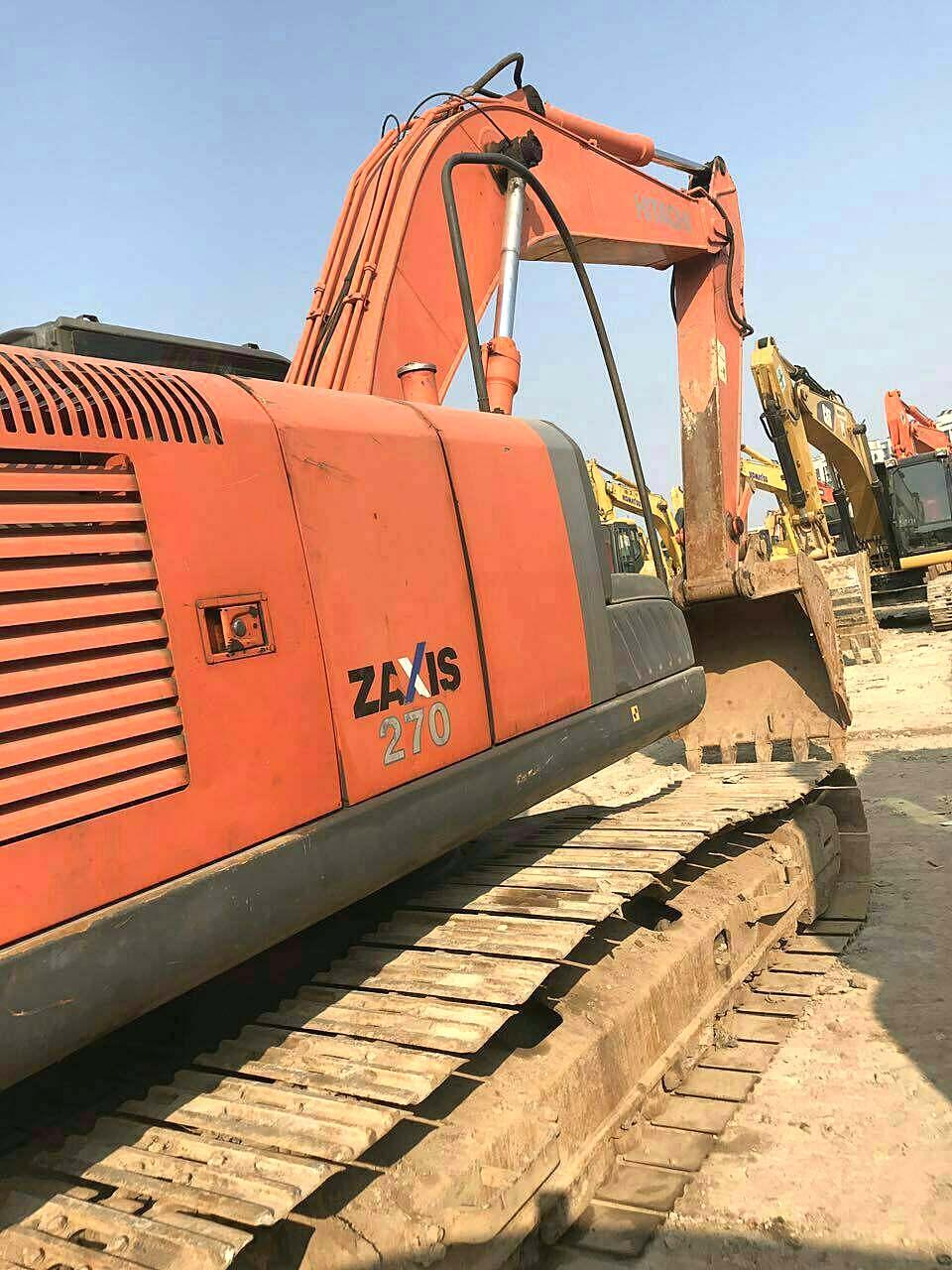 广西河池市38万元出售日立大挖ZX300挖掘机
