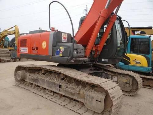 西藏拉萨市41.8万元出售日立中挖ZX200挖掘机