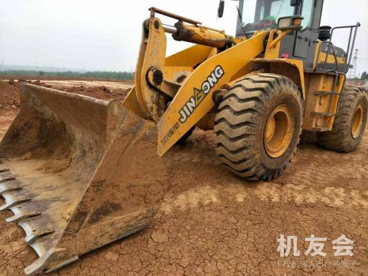 河南鄭州市0萬元出售晉工5噸50裝載機