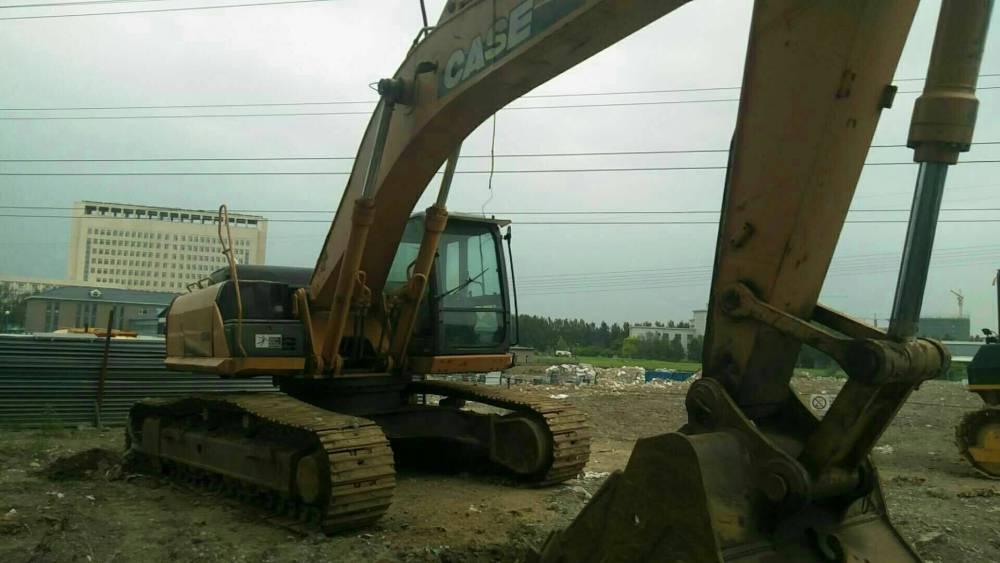 吉林长春市69万元出售凯斯大挖CX360B挖掘机