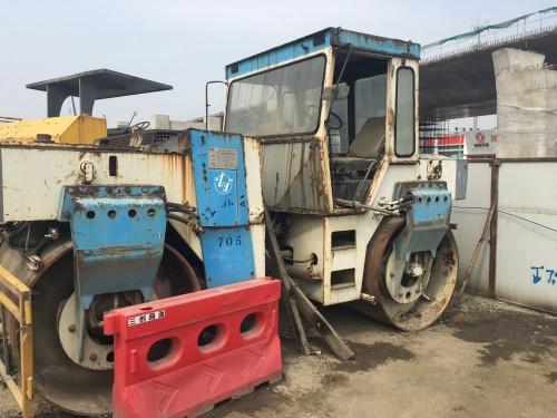 江苏苏州市8万元出售国机洛建液压式HDD630B双钢轮压路机
