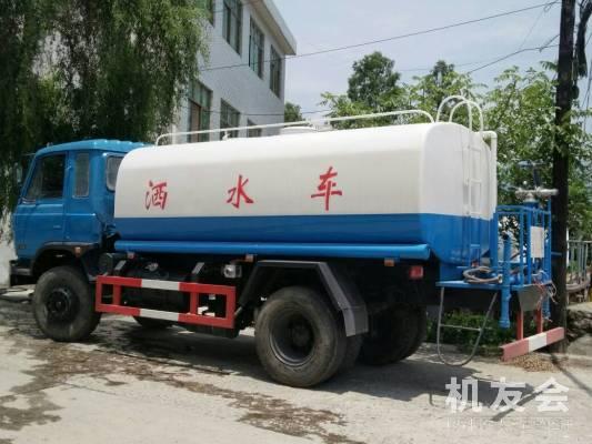 陕西汉中市出租陕汽140-190马力6档ssc洒水车载货车