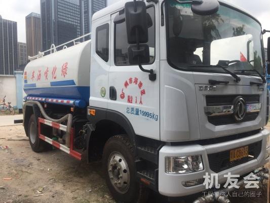 广东广州市出租东风洒水车140-190马力6档东风洒水车载货车