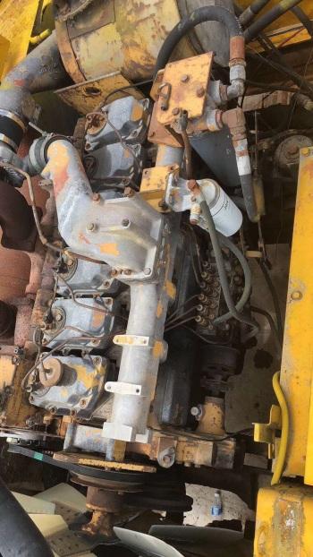 小松6D125 发动机总成