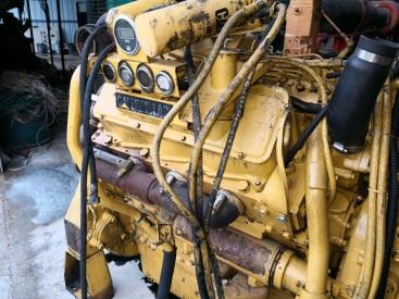 卡特3408 发动机总成