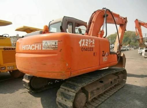 广西河池市30万元出售日立中挖ZX120挖掘机