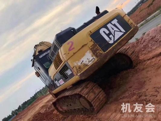 新疆吐鲁番地区82万元出售卡特彼勒336挖掘机
