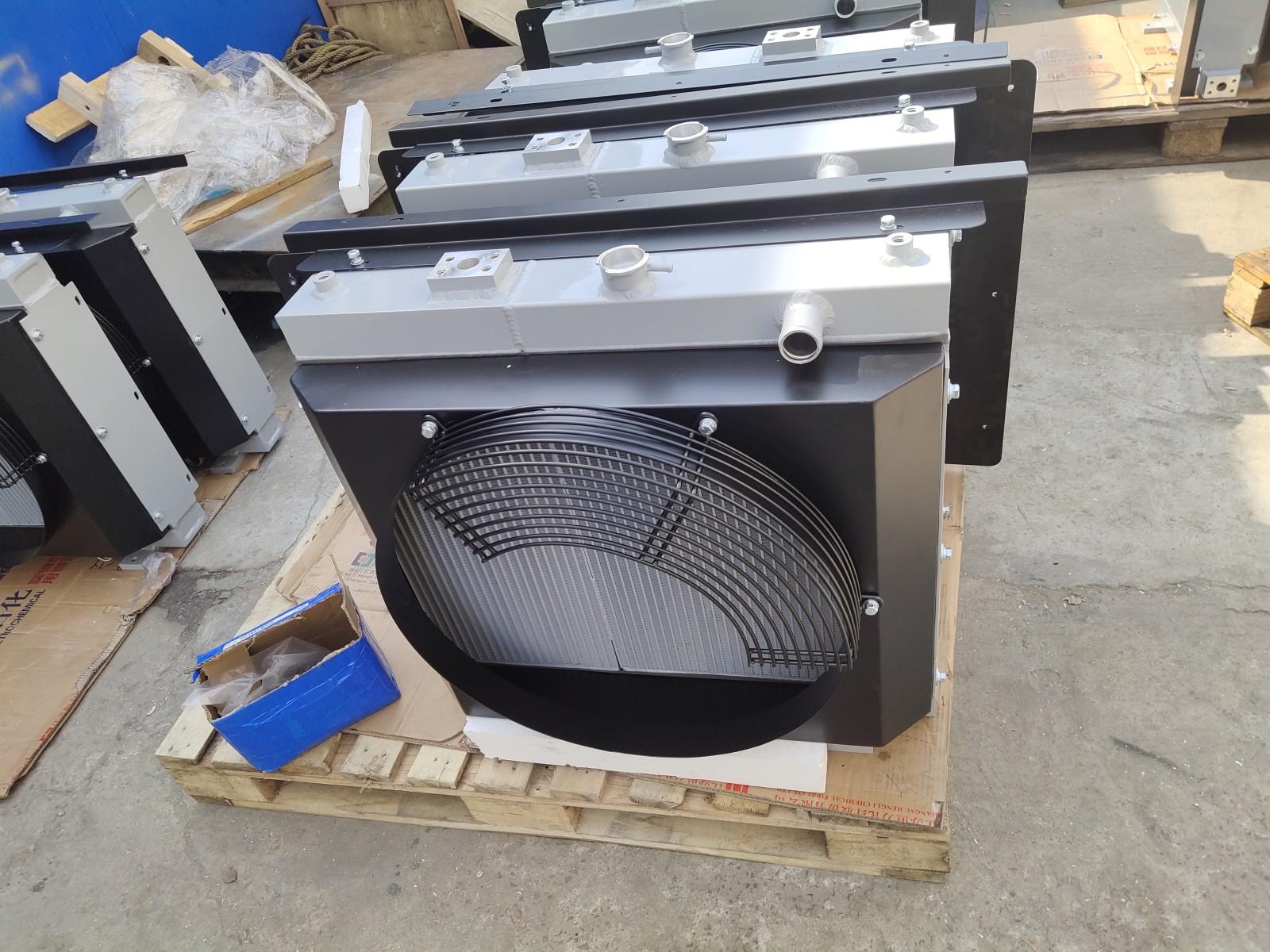 散热器 换热器 中冷器 油冷器 冷却器