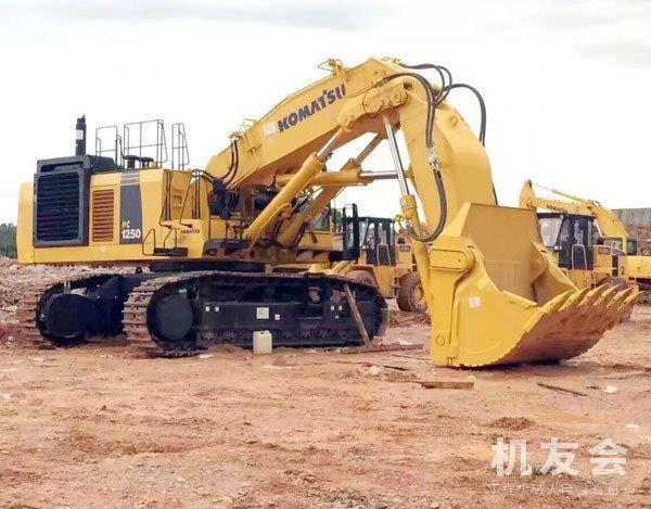 正鏟挖掘機和反鏟挖掘機有什么區別
