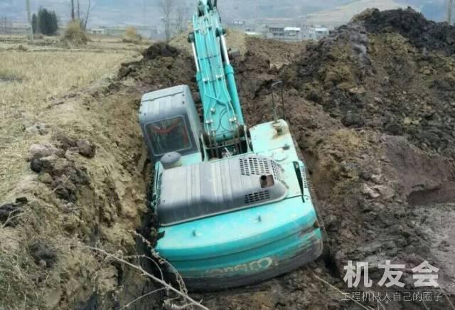 挖掘機老板最怕什么?老板真的那么好當嗎?