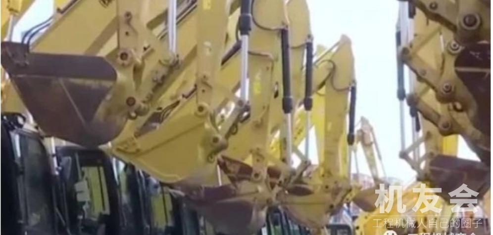 走私進口新舊挖掘機400余臺,案值高達8.6億元 進口二手挖掘機為什么這么吃香?