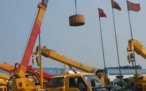 宜讯汽车吊产品展示