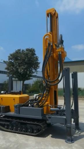 宜迅 YX-180 水井钻机产品展示